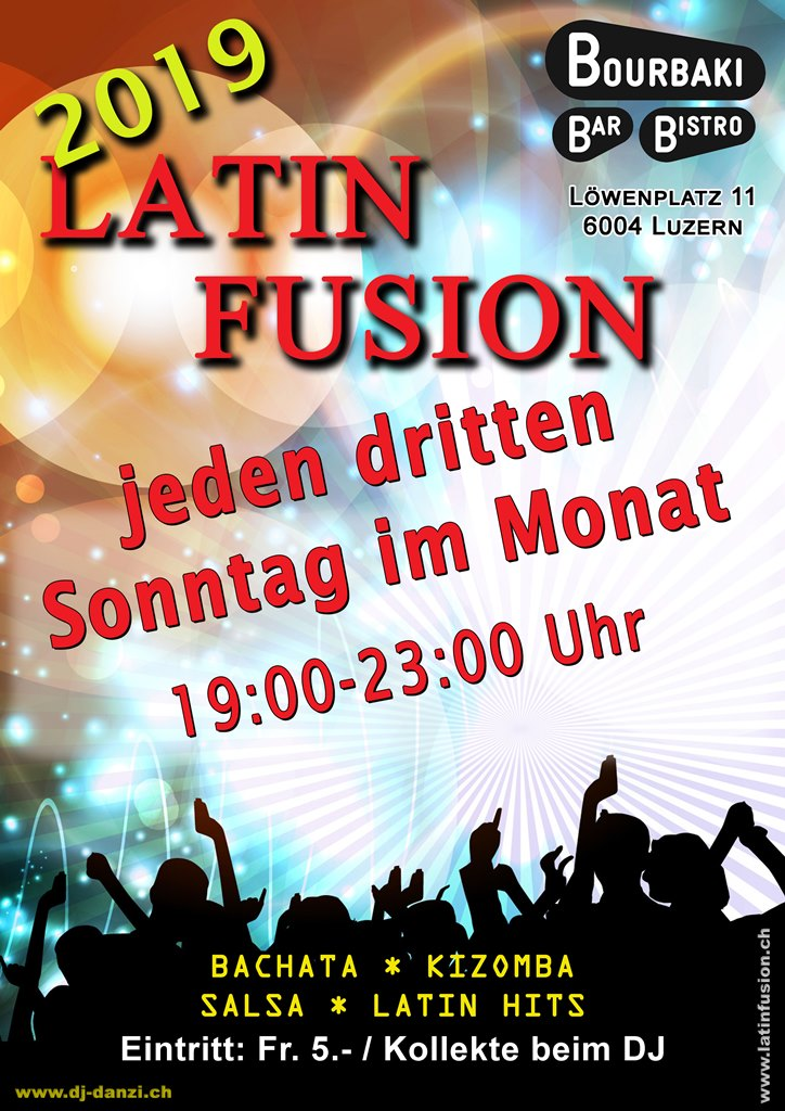 Flyer Latin Fusion PS 2019 Februar V1